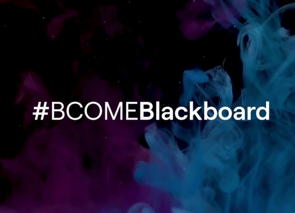 ​#BCOMEBlackboard: Is your blackboard a work of art?-image